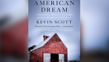 'Reprogramming the American Dream': Microsoft CTO returns to rural roots to find the future of AI