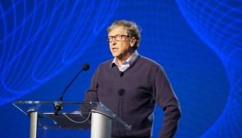 Gates Foundation pledges .6B for vaccines; Bill Gates addresses ...
