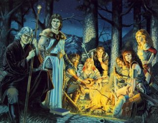 Wizards of the Coast in court: Dragonlance authors file suit over rights to classic D&D franchise GeekWire