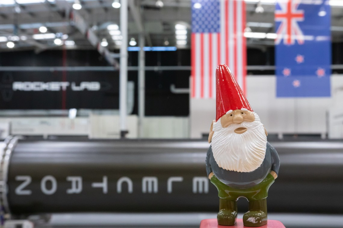 Why Valve S Gabe Newell Arranged To Have A Garden Gnome Launched Into Orbit Geekwire