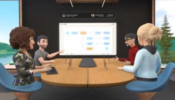 "Facebook的新虚拟会议应用程序对这些西雅图企业家来说是""好消息""和""验证"""