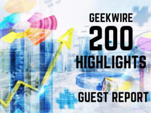 This high school group spent the summer analysing GeekWire 200. Here's what they discovered