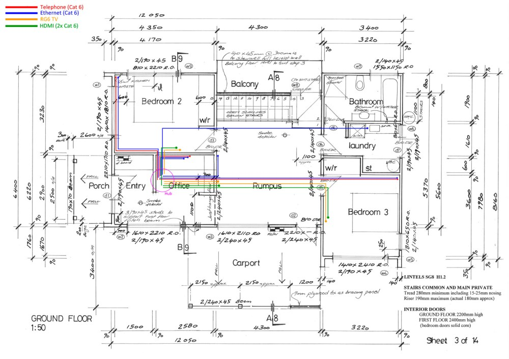 medium resolution of outstanding new room wiring diagram pictures the best interconnected smoke alarm wiring diagram 2wire smoke detector wiring