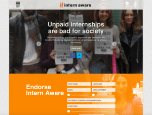 intern-aware