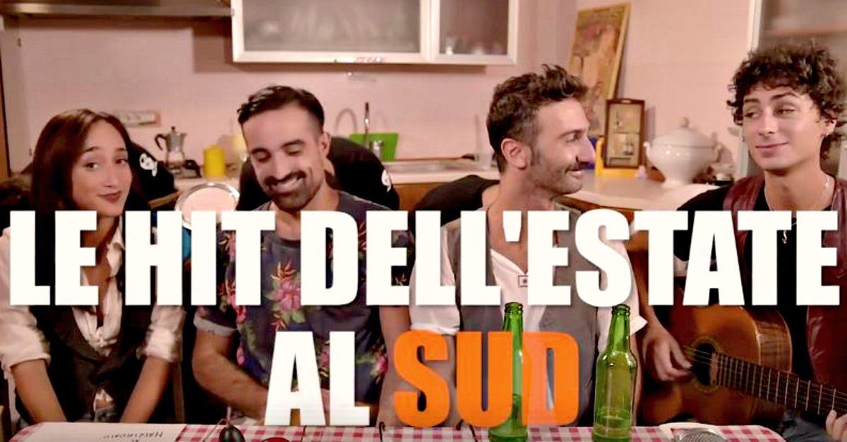 Casa Surace video delle hit dellestate al Sud  Radio Deejay