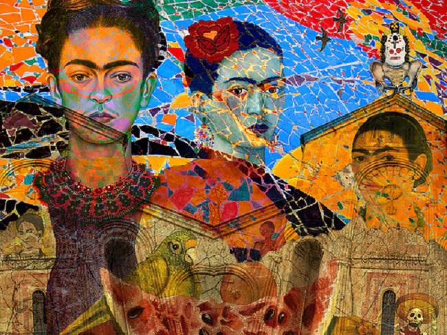 ILMIOLIBRO  Questa sera a cena cucina Frida Kahlo  Cook book