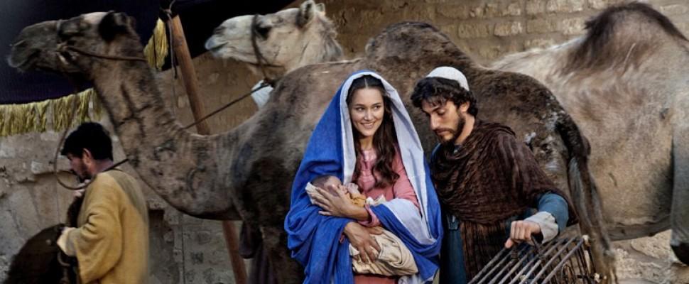 Maria di Nazareth la storia di Ges raccontata con gli