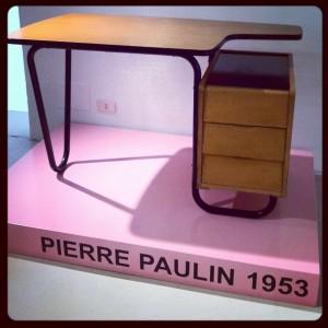 Most authentic vintage show - Desks @ Galleria Luisa delle Piane, via Giusti