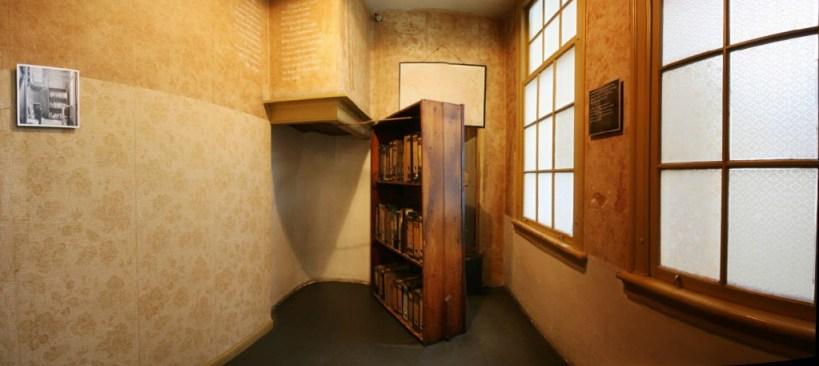 La casa di anna frank ad amsterdam il vuoto che parla del bene e del male - Casa anna frank ...