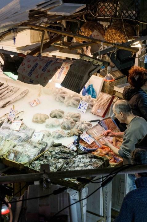 Il mercato di Atene, foto di George Kroustalis