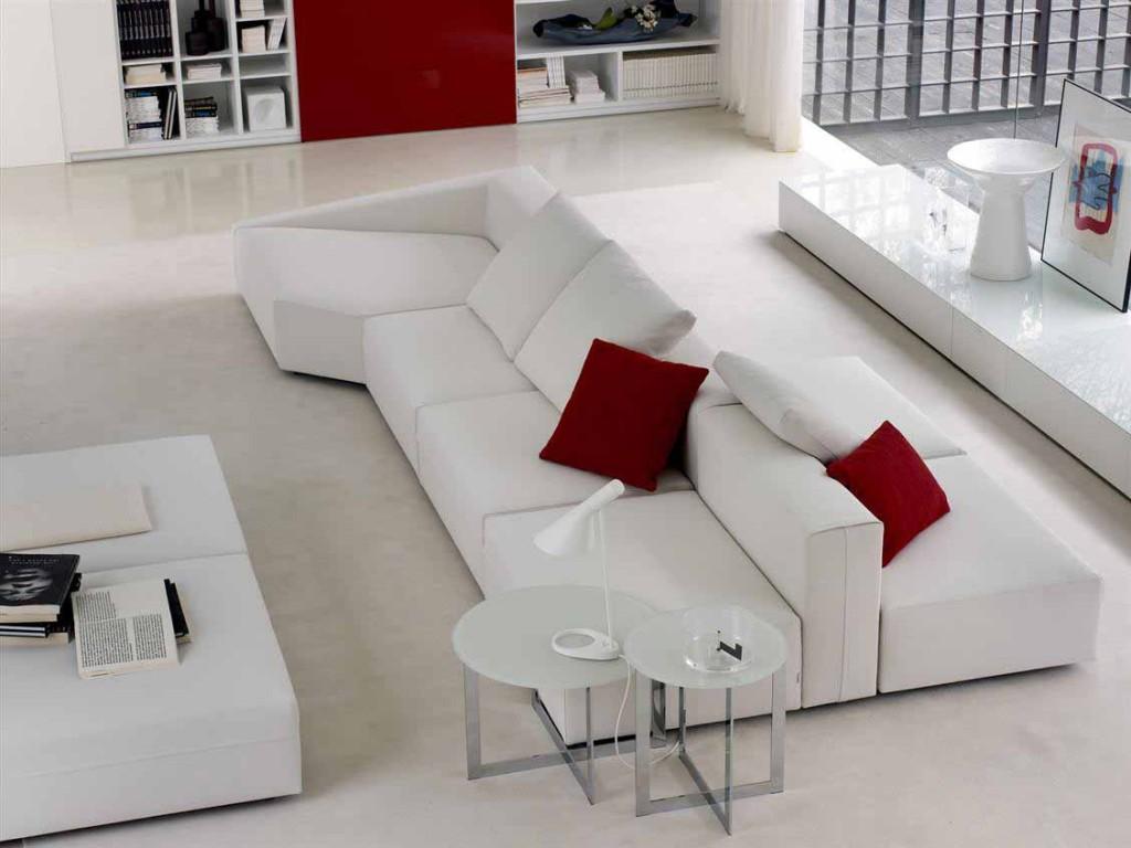 Il protagonista  il divano  Il progetto in una stanza  Blog  CasaDesign