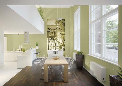 In seguito è fondamentale conoscere le varie tecniche di pittura pareti per capire come imbiancare casa o come pitturare una stanza in modo originale. Pareti A Caccia Di Idee Casa Design