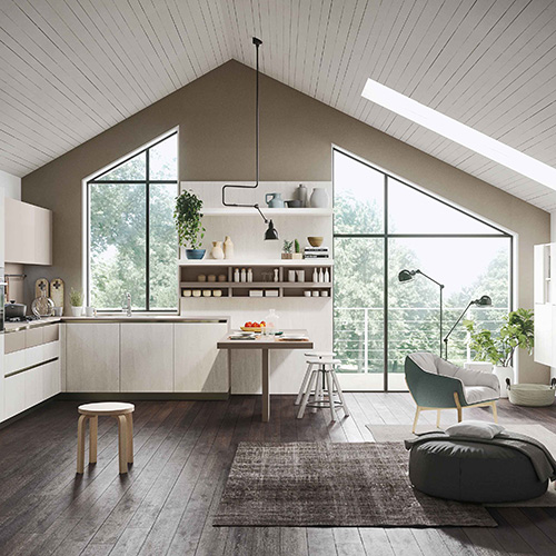 Cucina aperta o chiusa  Casa  Design