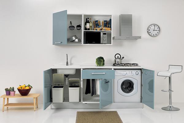 Lavanderia le soluzioni invisibili  Casa  Design