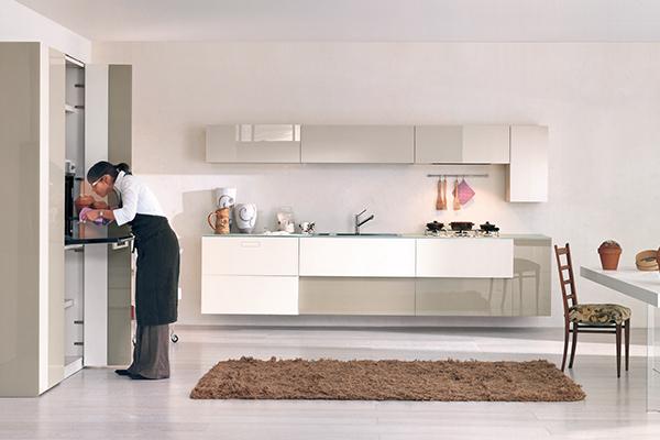 La cucina del futuro, focolaio domestico dal cuore hi-tech