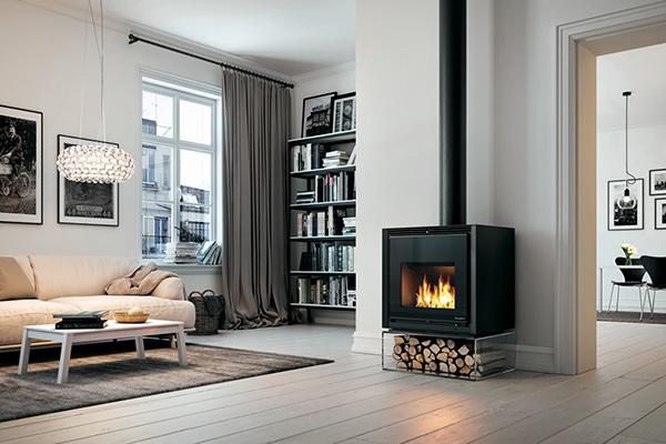 Stufe e camini per una casa confortevole e sostenibile  Casa  Design