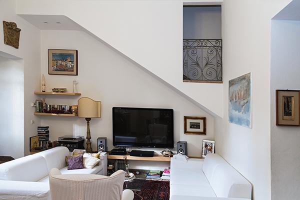 A casa di Dodi Battaglia  Casa  Design