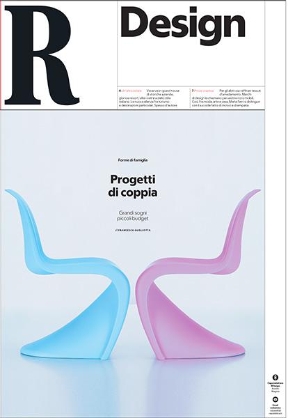 RDesign il numero di giugno  Casa  Design