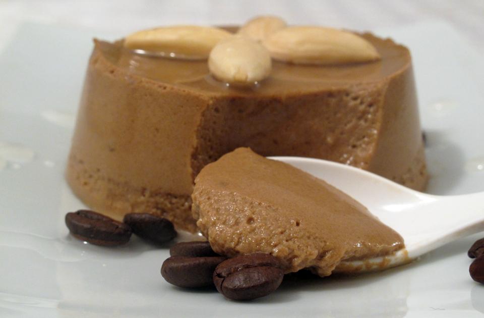 Bavarese al caff con latte di mandorle  ricette ritatersilla  D  Repubblicait