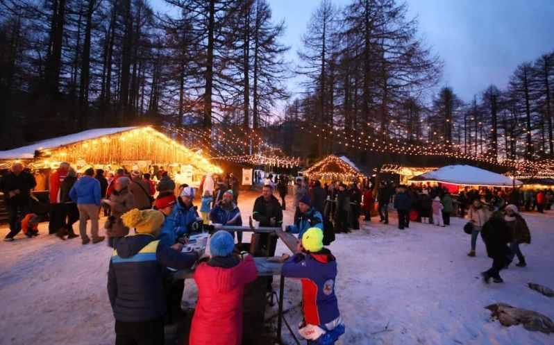 Marché de Noël à Petzen