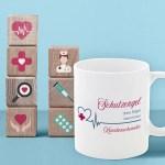 Tasse Krankenschwester Schutzengel Ohne Flugel