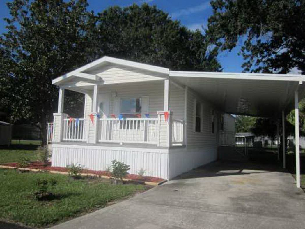 Fleetwood Single Wide Mobile Homes Senior Retirement - Get in The Trailer