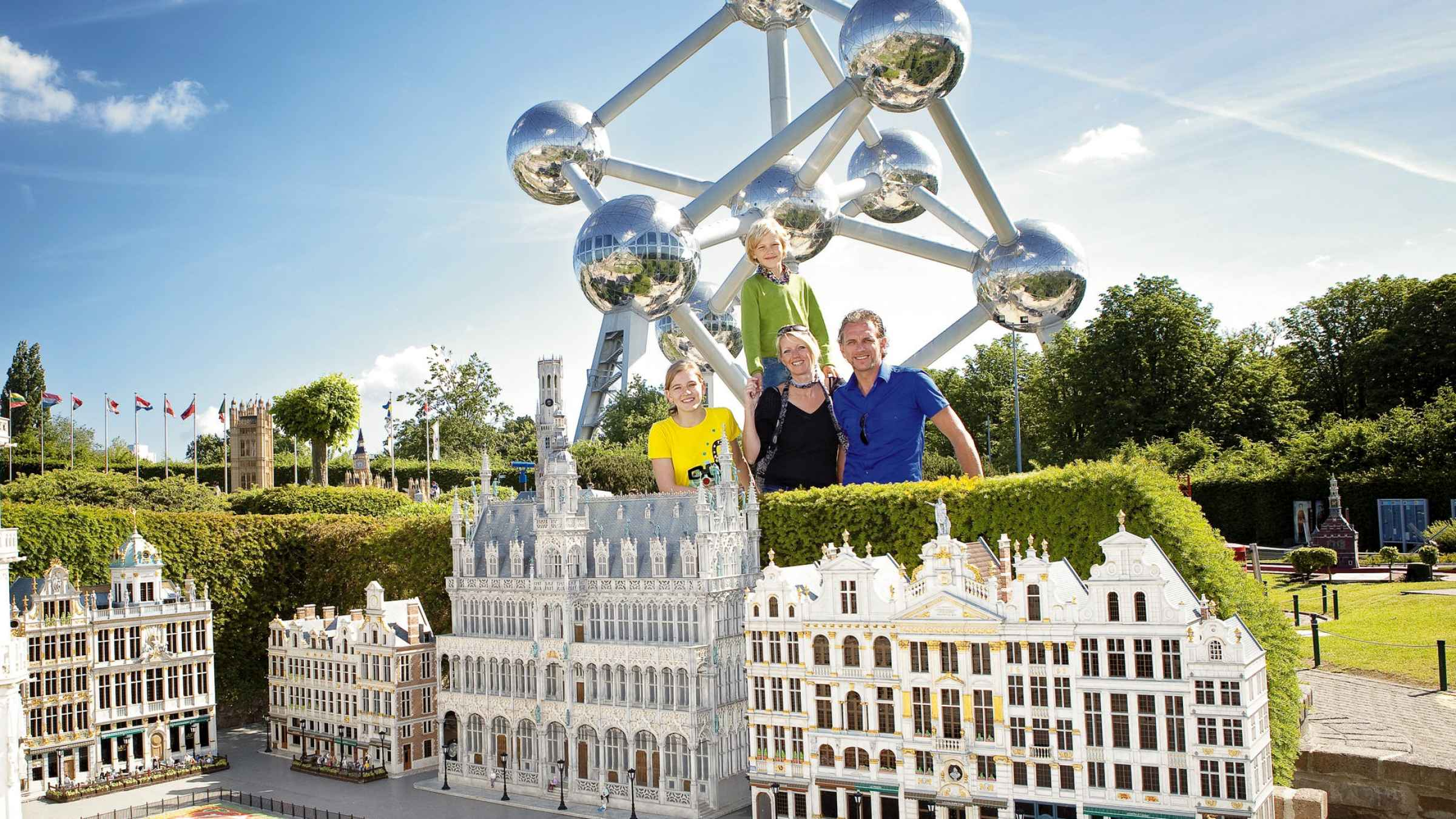 Mini Meise Mini-europe, Brussels - Book Tickets & Tours | Getyourguide