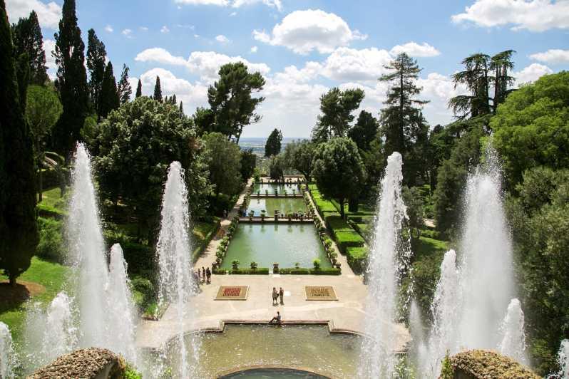 Rome Day Tour Of Villa D Este Hadrian S Villa Tivoli Rome Italy Getyourguide