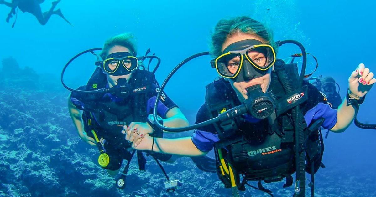 Discover Scuba Diving In Dubai Dubai United Arab Emirates Getyourguide