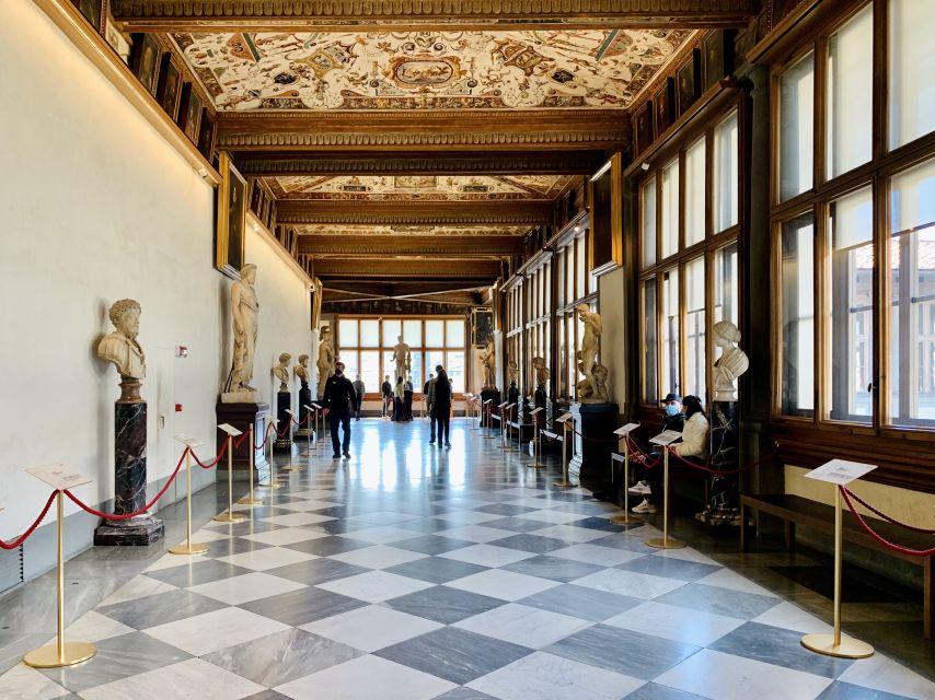 Uffizi Gallery Florence Skip the line tickets