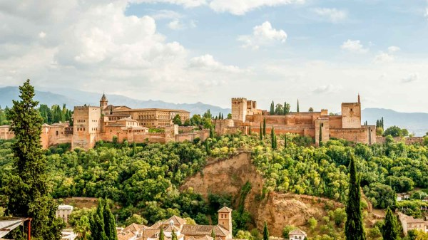 Alhambra Palace Spain - Book Tickets & Tours