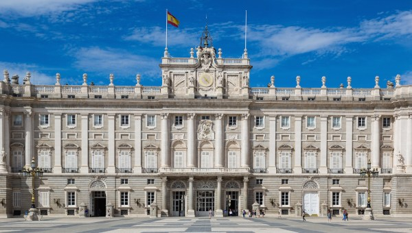 Royal Palace Of Madrid Skip-line Tickets Top-rated