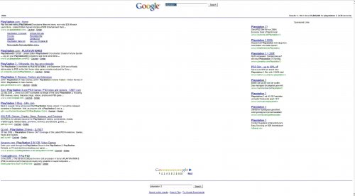 Perform Plain Google Searches Without Video, Image And