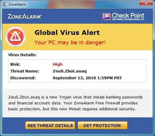 Security Alert System