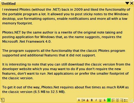 pnotes-net