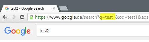 google search leak