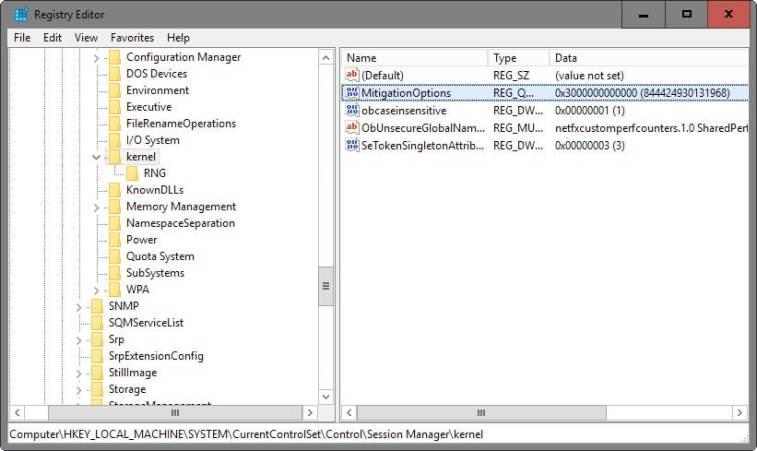 Cara Block programs yang untrusted fonts di Windows 10