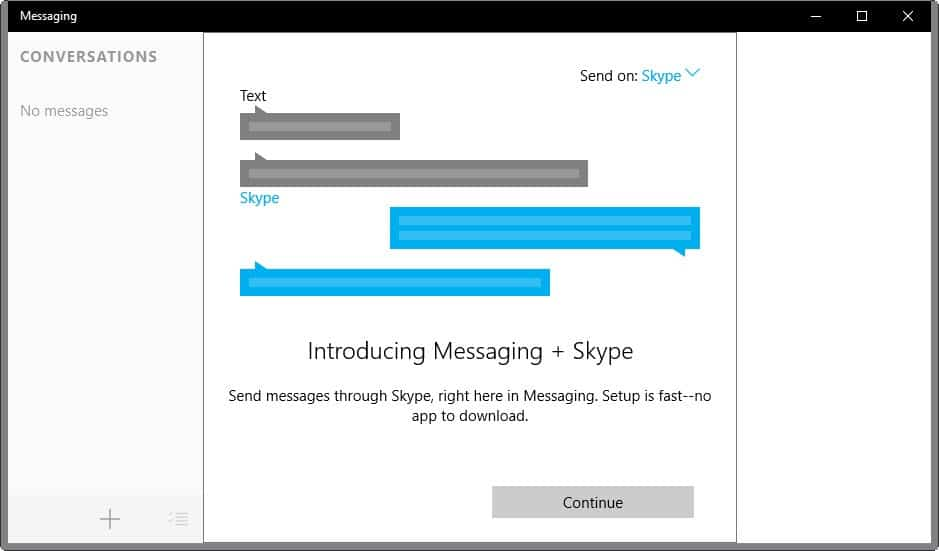Disable Skypehost.exe (Windows Skype) on Windows 10