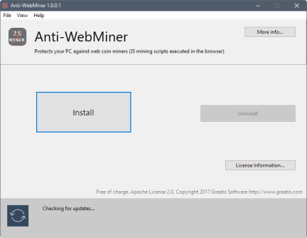 anti webminer
