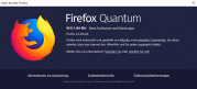 Mozilla Firefox 60.0.1 release information