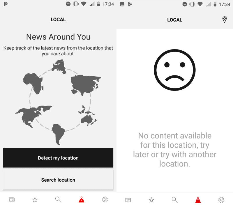 microsoft news - Here is what is wrong with the new Microsoft News app