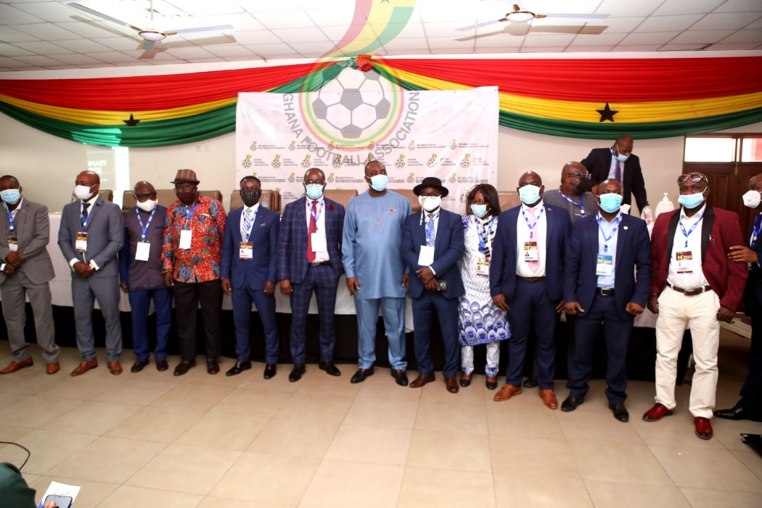 GFA Congress approves budget for 2020/21 financial year