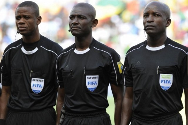 FIFA assistant referee David Laryea under investigations for diverting and  pocketing court fines at work place - Ghana Latest Football News, Live  Scores, Results - GHANAsoccernet