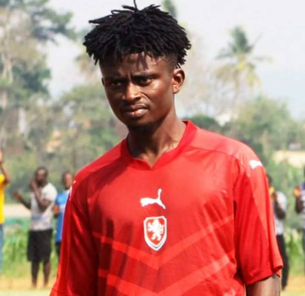 Bekwai Youth Football Academy defender Samuel Frimpong on Kotoko ...