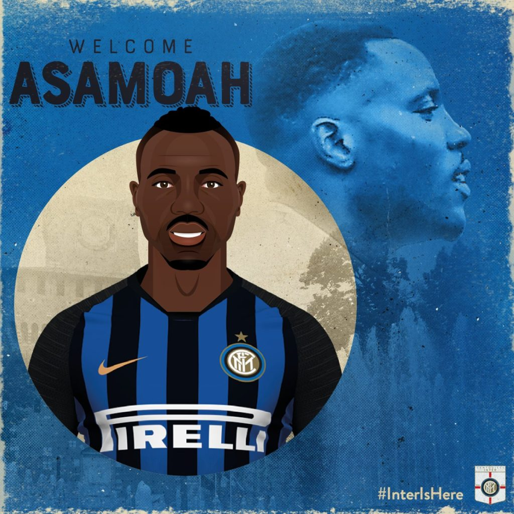 Image result for Kwadwo Asamoah scudetto