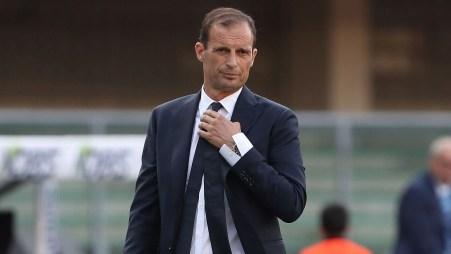 Juventus boss Massimiliano Allegri wins 2017-18 Serie A Coach of Year award - Ghana Latest Football News, Live Scores, Results - GHANAsoccernet