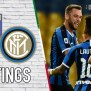 Inter Player Ratings De Vrij Remains A Rock At The Back