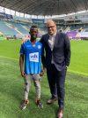 Breaking News: Ghana U23 star Osman Bukari joins Belgian giants Gent in bumper deal