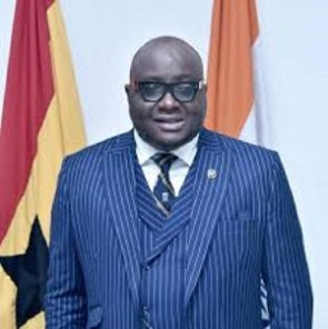 Michael Aaron Oquaye Jnr, the Chief Executive Officer of the Authority