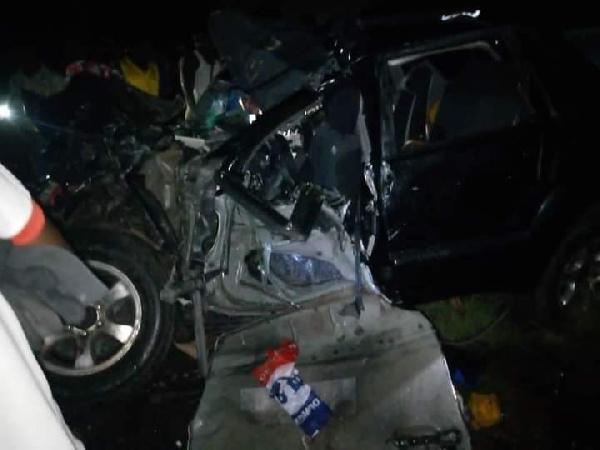 Breaking: NPP Parliamentary Candidate, Abu Kamara dies in a car crash 1